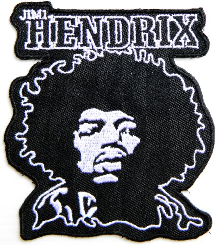 Music Embroidered Patches - 4