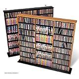 Prepac BMA-0960 Triple Width Wall Storage, Black