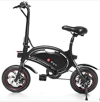 d548ab0a8e4 DYU D2 VIP 10.4Ah Lithium Battery Electric Folding Bicycle ROAD LEGAL  (Black)