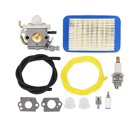 MOTOKU Carburador de Aire para Filtro de Combustible Echo PB ...