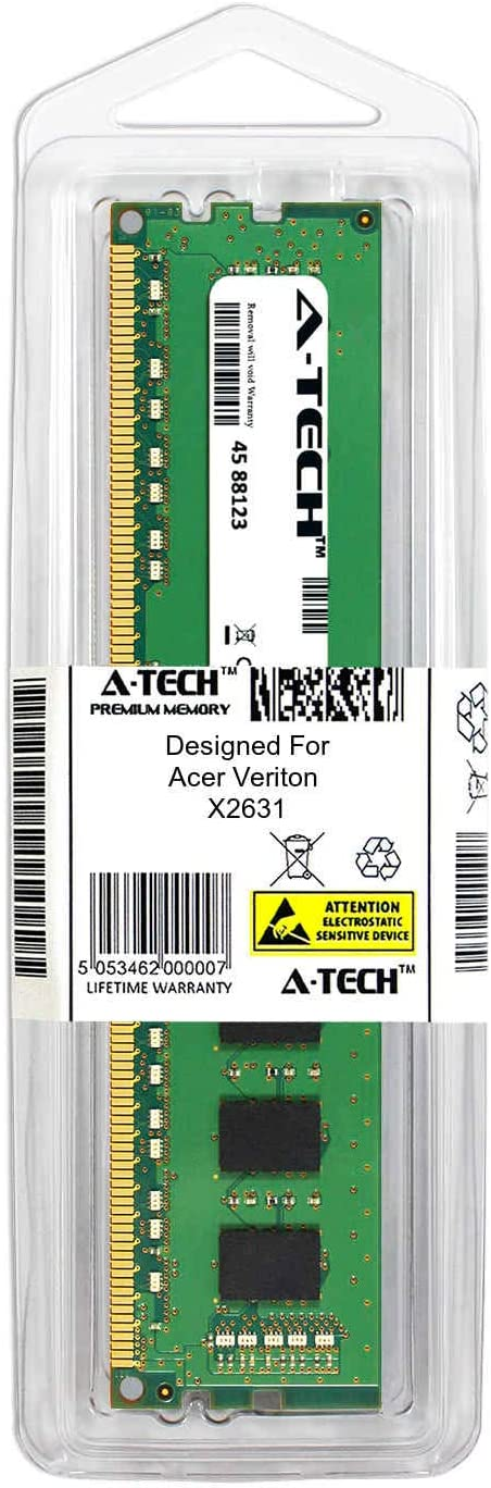 8GB PC3-12800 DDR3 1600 MHz Memory RAM for ACER VERITON X2631