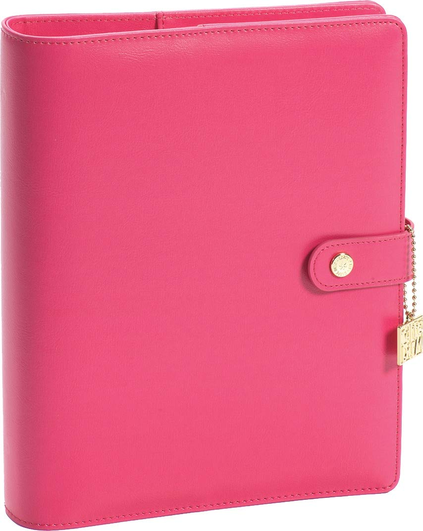 Simple Stories SSCDA5-10442 Carpe Diem A5 Planner-Pink, by Simple Stories