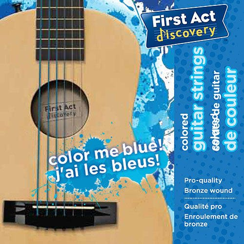 First Act Discovery Guitar Strings product image