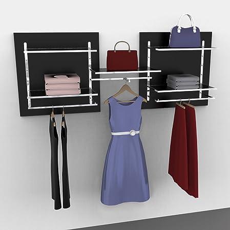 Accessori Per Armadi Guardaroba.Soluzione Compatta E Componibile Per Cabina Armadio O Guardaroba