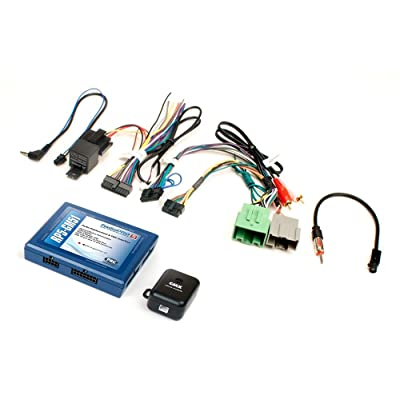 PAC RP5GM51 Radio Replacement Interface with SWC/OnStar Outputs for Select 2014 Chevrolet and GMC Trucks: Car Electronics