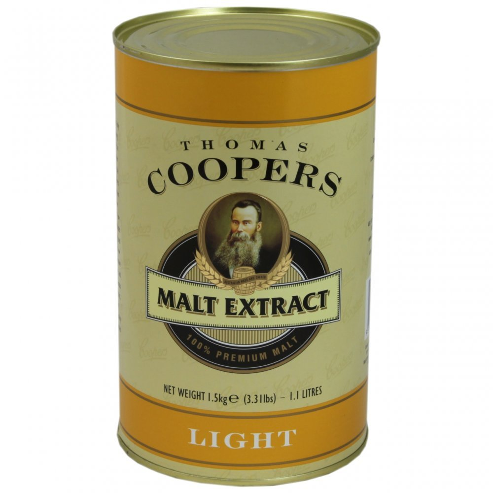 Coopers luce Estratto di Malta per casa Beer