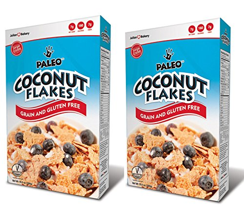 Paleo Cereal Coconut Flakes (2 Pack) (Low Carb & Gluten