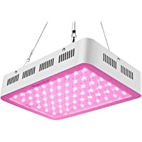 Roleadro LED Grow Light, Led Hydroponic Lights for Greenhouse,Grow Tent,Hydroponic Plants Growth