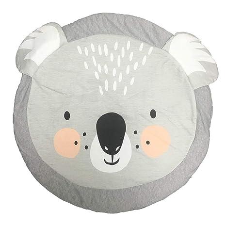 Mignon Tapis De Chambre Bebe Animaux Koala Tapis Jeu Bébé Tapis
