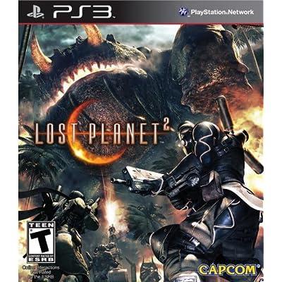 Lost Planet 2 - Playstation 3: Capcom U S a Inc: Video Games