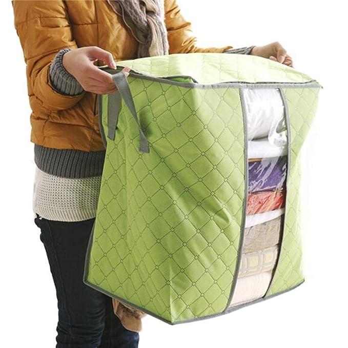 Amazon.com: Lljin Bolsa de almacenamiento, caja de ...