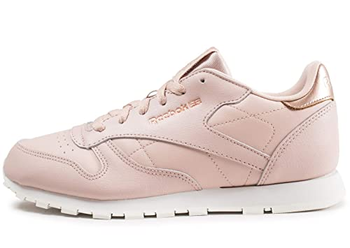 864ddd26a34 Reebok Girls  Classic Leather Fitness Shoes