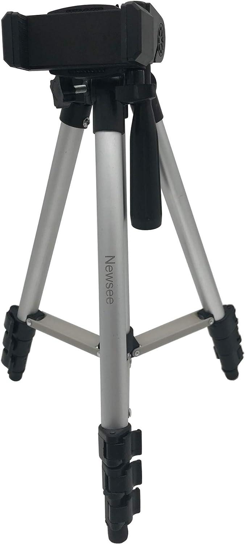 Newsee Aluminum Tripod 60-inch Lightweight Tripod