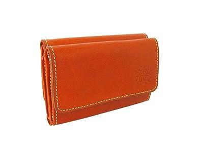 0c92dc5e6949 [ダコタ] Dakota 三つ折り財布 0035890 (0034890) フォンスシリーズ オレンジ DA-