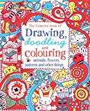 Drawing Doodling & Colouring Animals, Flowers, Patterns and other things (Usborne Drawing, Doodling and Colouring)