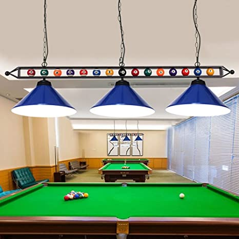 Delicieux Chende 59u0027u0027 Hanging Pool Table Light Fixture For Game Room Beer Party, Ball
