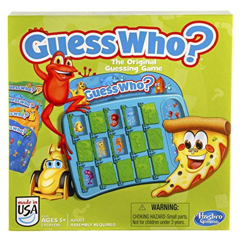 Guess Who? Board Game(Discontinued by manufacturer)