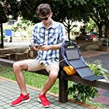 SUAOKI 25W Solar Charger Portable Foldable Solar