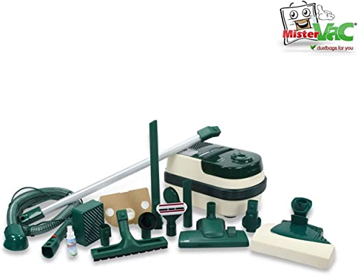 MisterVac Vorwerk Tiger 251 Bundle, aspirador Set: Amazon.es: Hogar