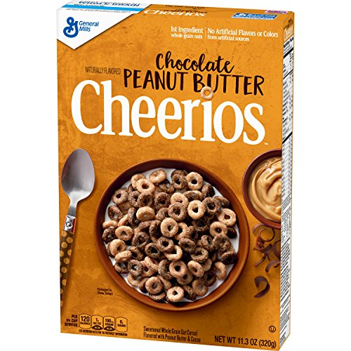 ter Cheerios Cereal, 11.3 oz ()