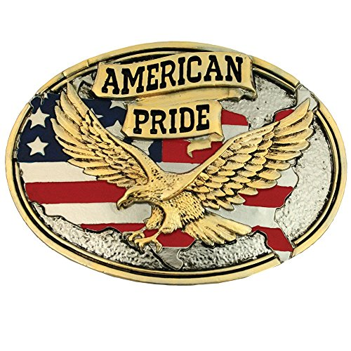ude Belt Buckle (60806P) (Large Eagle Belt Buckle)