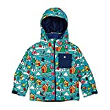 Quiksilver Mr Men Snowboard Jacket Age 6-7 Fun Times