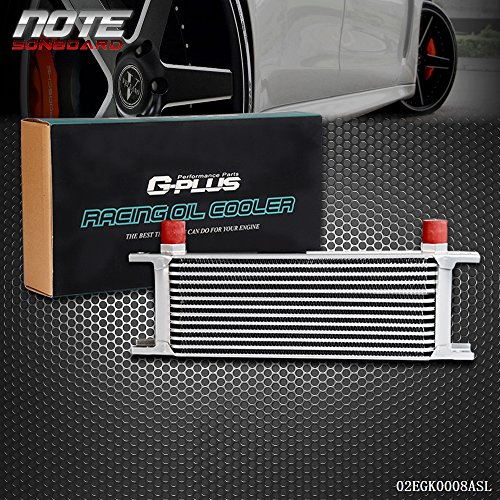 10 row oil cooler - 7