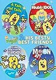 Wubbzy Besty Best Frnds 4 Dset