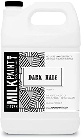 Dark Half Gallon Dark Tung Oil And Citrus Solvent