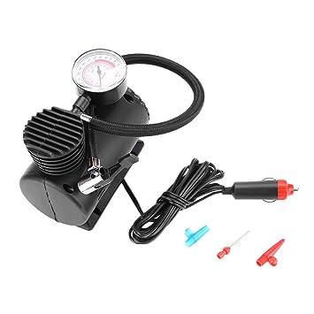 Sedeta Compresor del inflador del neumático del coche de fútbol Bomba de compresor de aire portátil