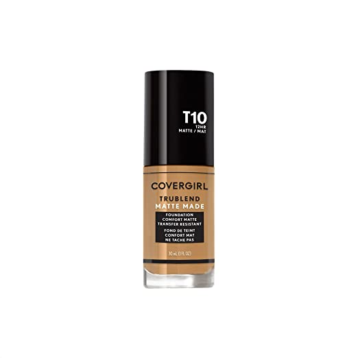 Covergirl Trublend Matte Made Liquid Foundation ...