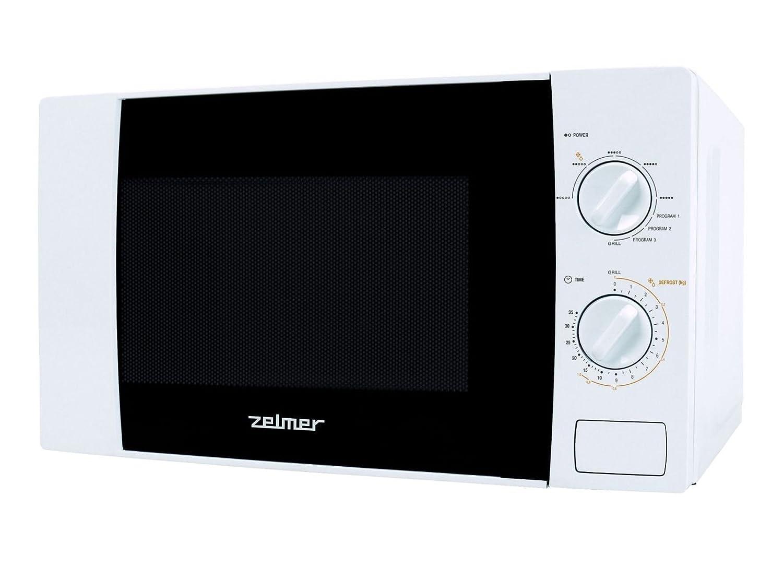 Zelmer 29Z017 17L 700W Blanco - Microondas (17 L, 700 W ...