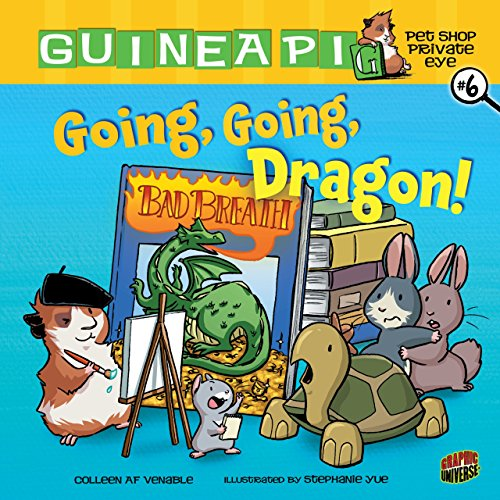 Going, Going, Dragon!: Book 6 (Guinea PIG, Pet Shop Private ()