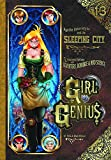 Agatha Heterodyne and the Sleeping City (Girl Genius Tp)