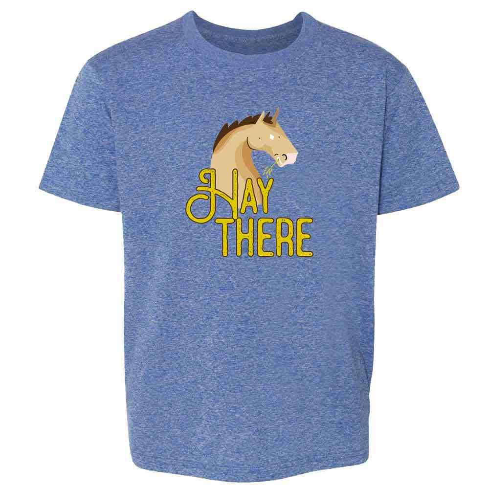 Hay There Horse Funny Tshirt