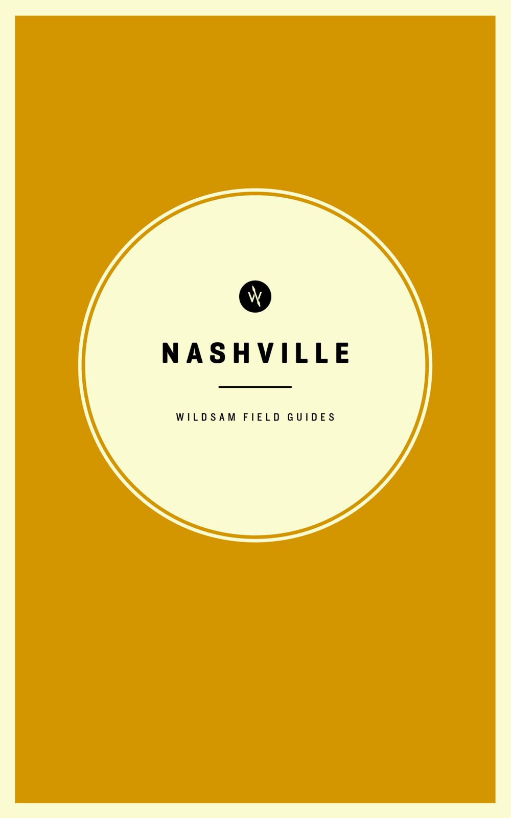 Wildsam Field Guides Nashville American product image
