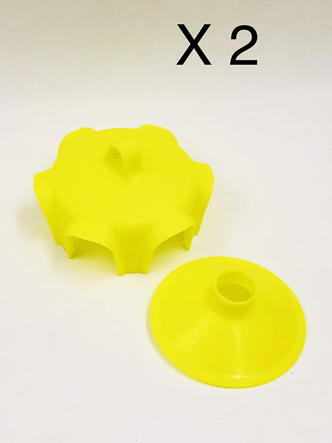 Pack of 2 Ecological Wasp Traps - Made in Italy ATTRAPE-GUEPE AND CO