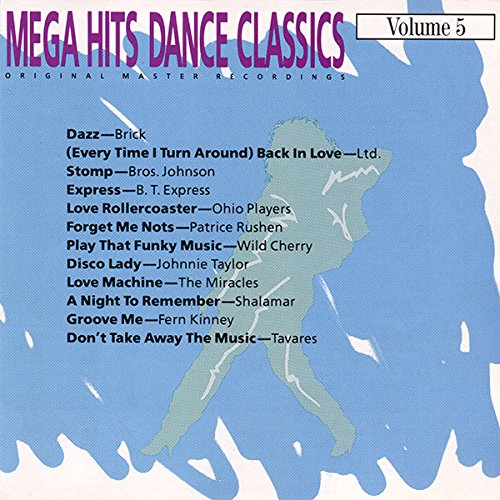Mega Hits Dance Classics, Vol. 5