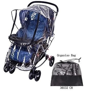 Universal de lluvia para carrito cochecito bebé cochecito ...