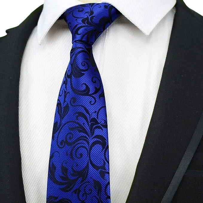 MU Ocio Hombres S Tie 52 Colores Nuevo Clásico 8Cm Hombres ...