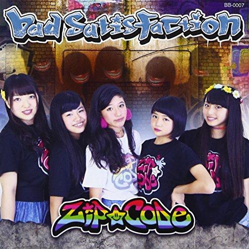 ZiP☆CODE / bad satisfactionの商品画像