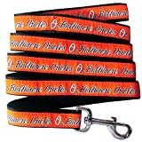 MLB BALTIMORE ORIOLES Dog Leash, Large