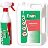 ENVIRA EFFECT Insektenmittel 500ml und 2Ltr