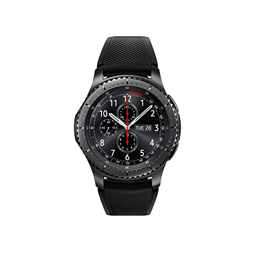 Samsung Gear S3 Frontier Smartwatch (Bluetooth), SM-R760NDAAXAR – US Version with