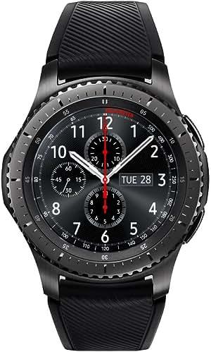 Samsung Gear S3 Frontier Smartwatch (Bluetooth), SM-R760NDAAXAR – US Version with Warranty