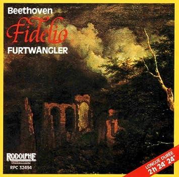 Fidelio / Beethoven / Furtwangler (RPC 32494)