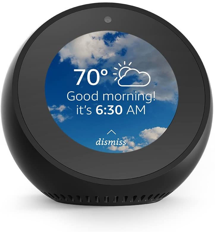 Amazon Echo Spot on Woot!