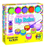 Creativity for Kids - Make Your Own Lip Balm