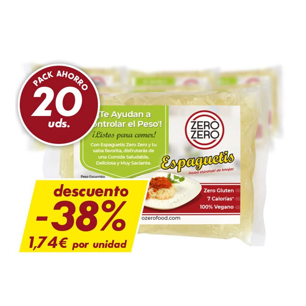 Espaguetis ZeroZero para Dieta | Listos para Disfrutar | Zero ...
