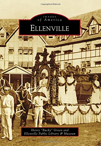 Ellenville (Images of America) (Place Pottery)